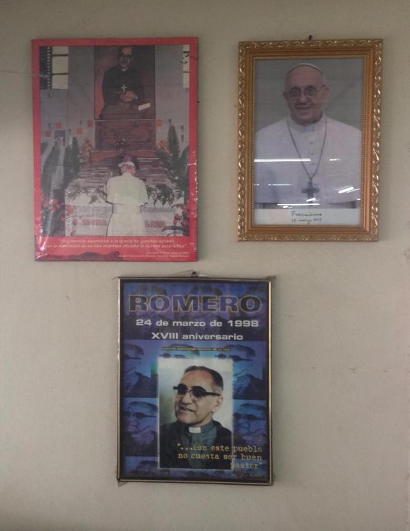 Romero in Nicaragua